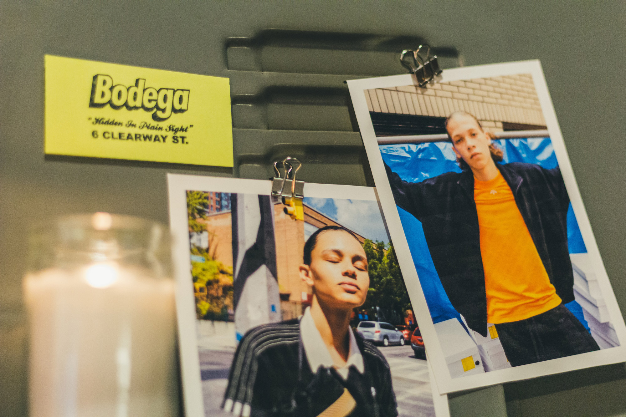 Archives: SERIES by Bodega presents Adidas Originals x Alexander Wang Drop 3.1 Recap